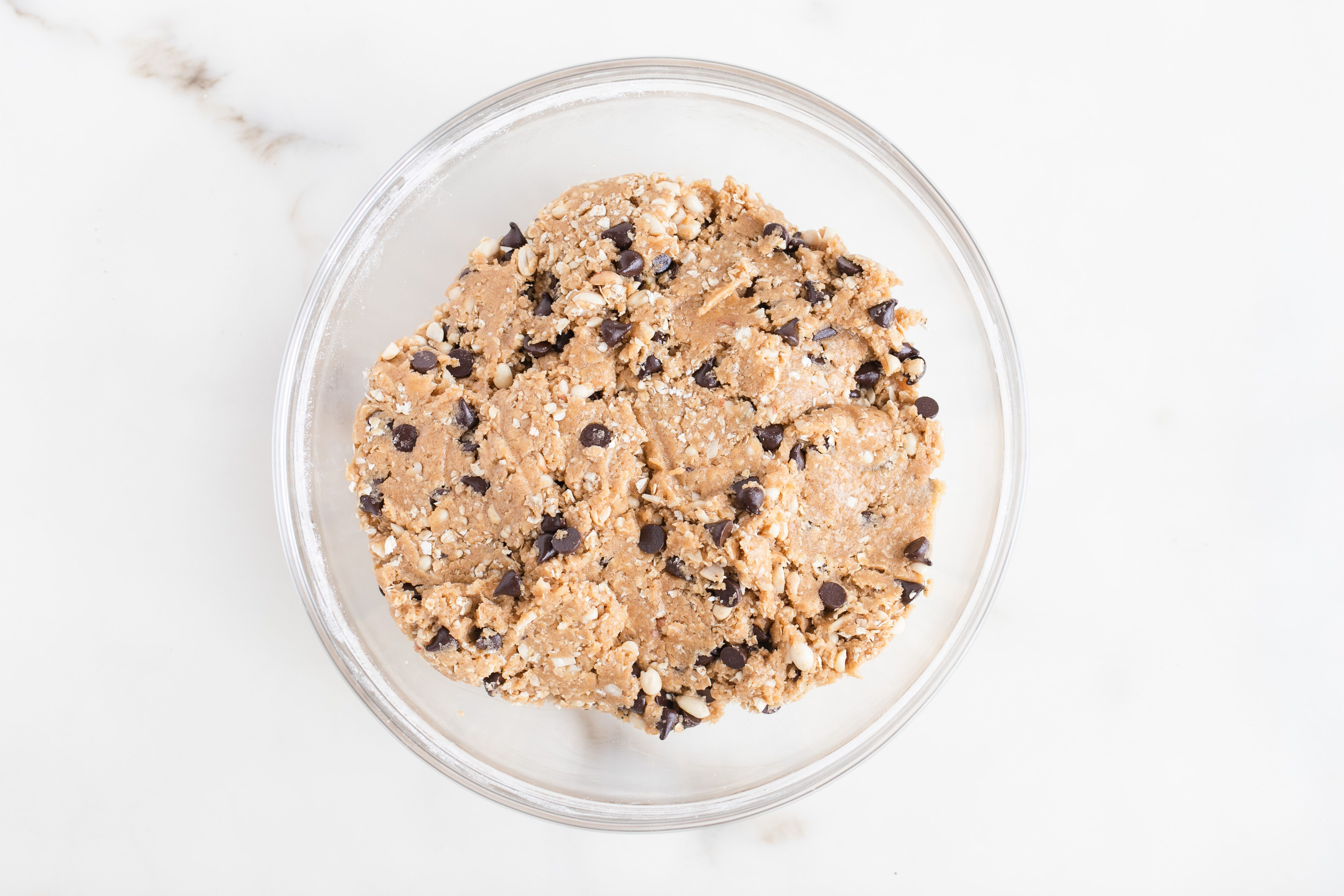 Stir in oats and chocolate chips
