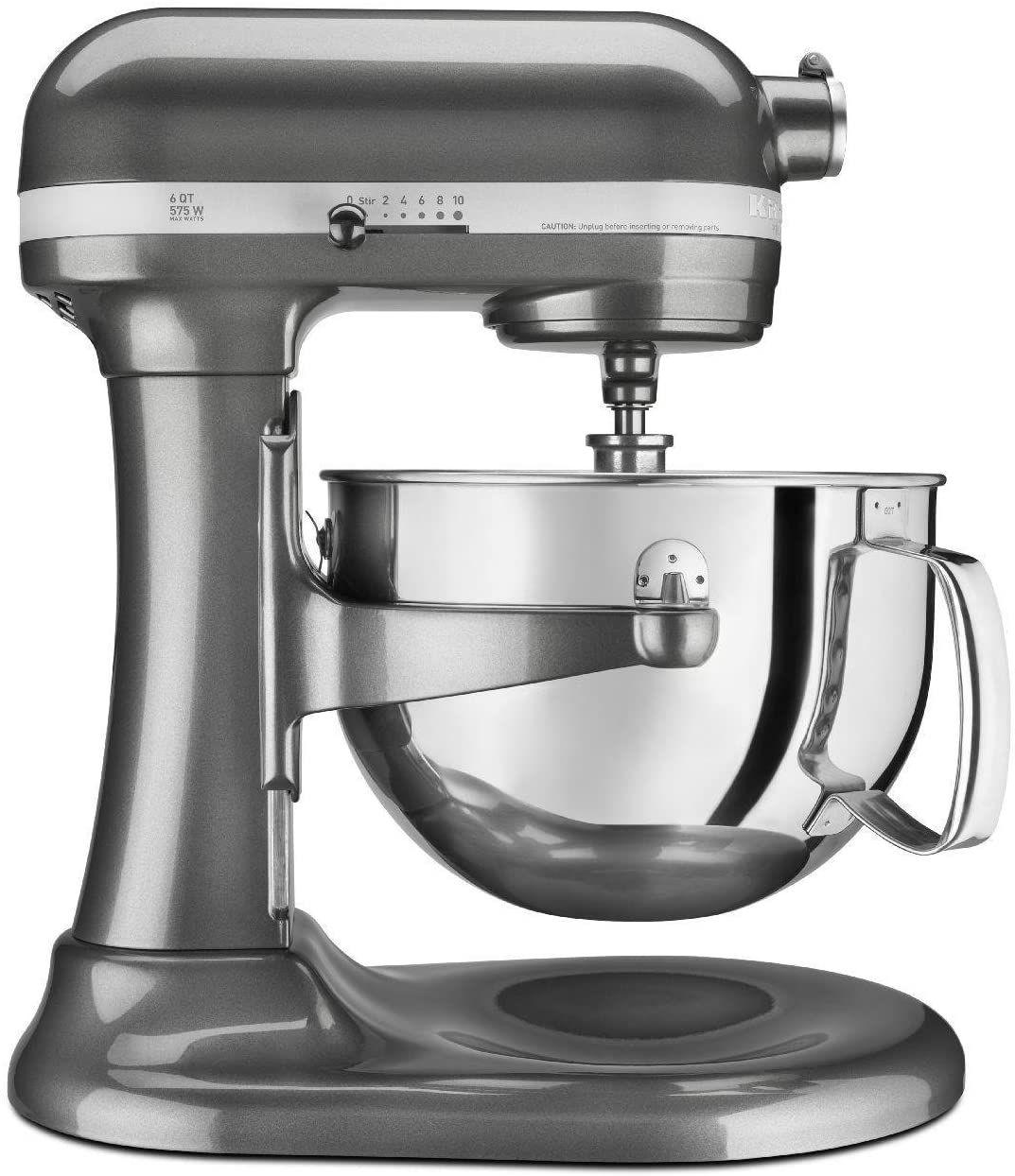KitchenAid Pro 600 Series 6-Quart Bowl-Lift Stand Mixer KP26M1X