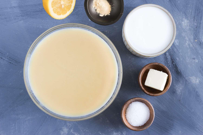 Chicken Suprême Cream Sauce ingredients