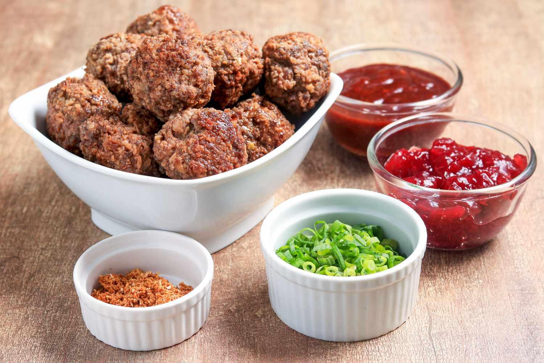4 Ingredient Appetizer Meatballs Recipe