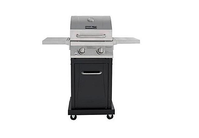 Nexgrill Small Space 2-Burner Gas Grill Model# 720-0864