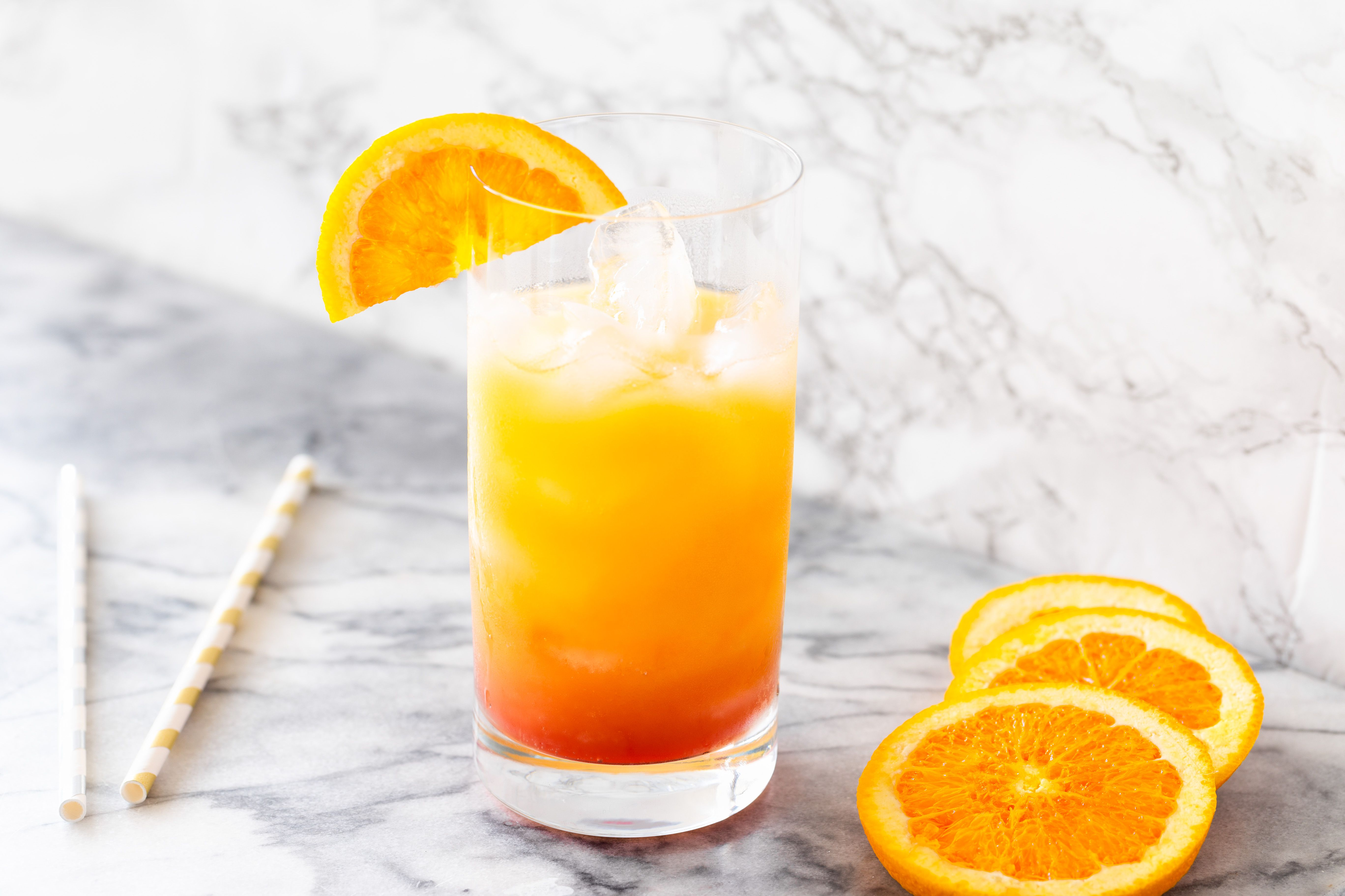 Sweet Sunrise Mocktail Recipe