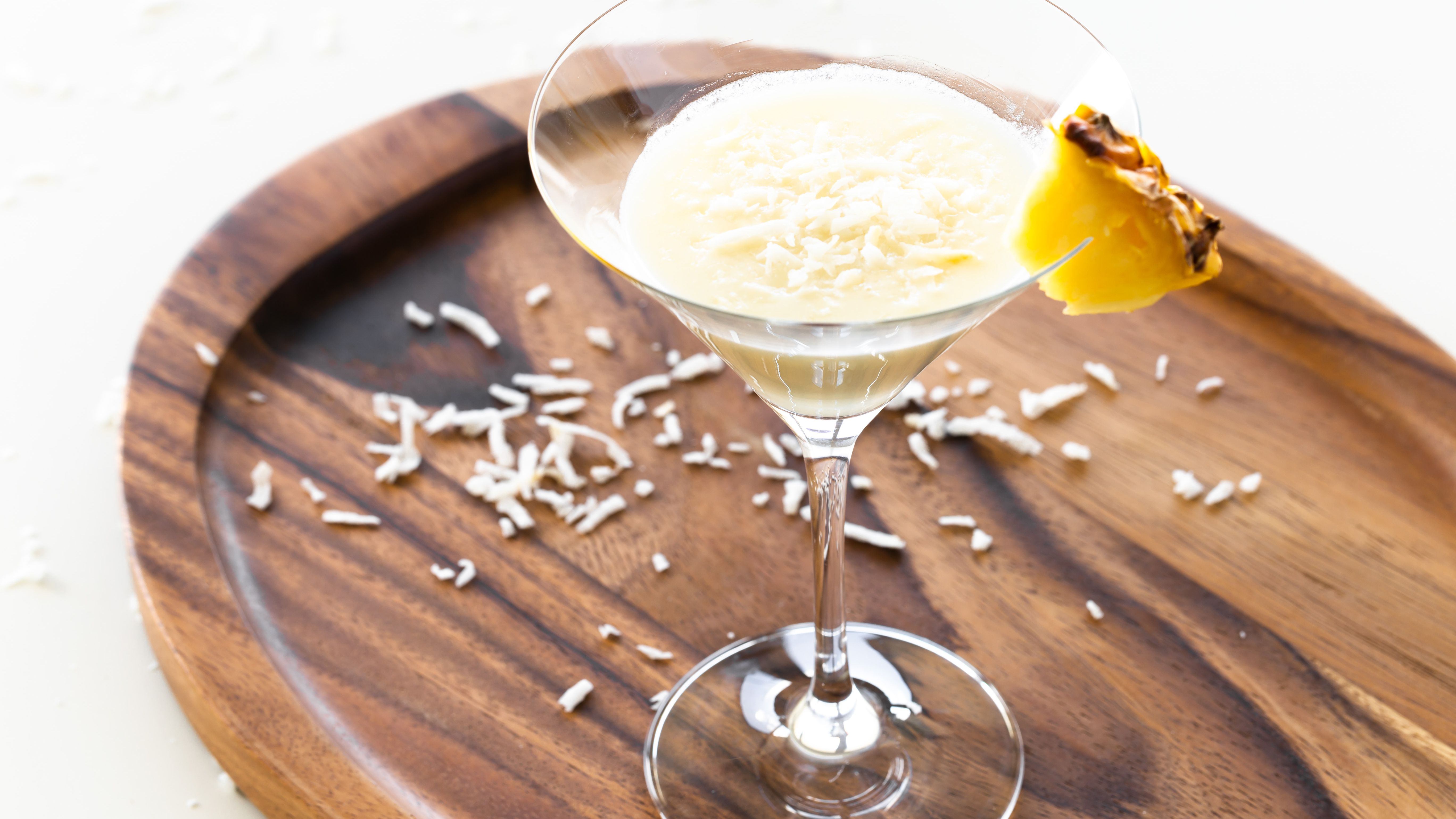 11 Tasty Fun And Easy Coconut Cocktails