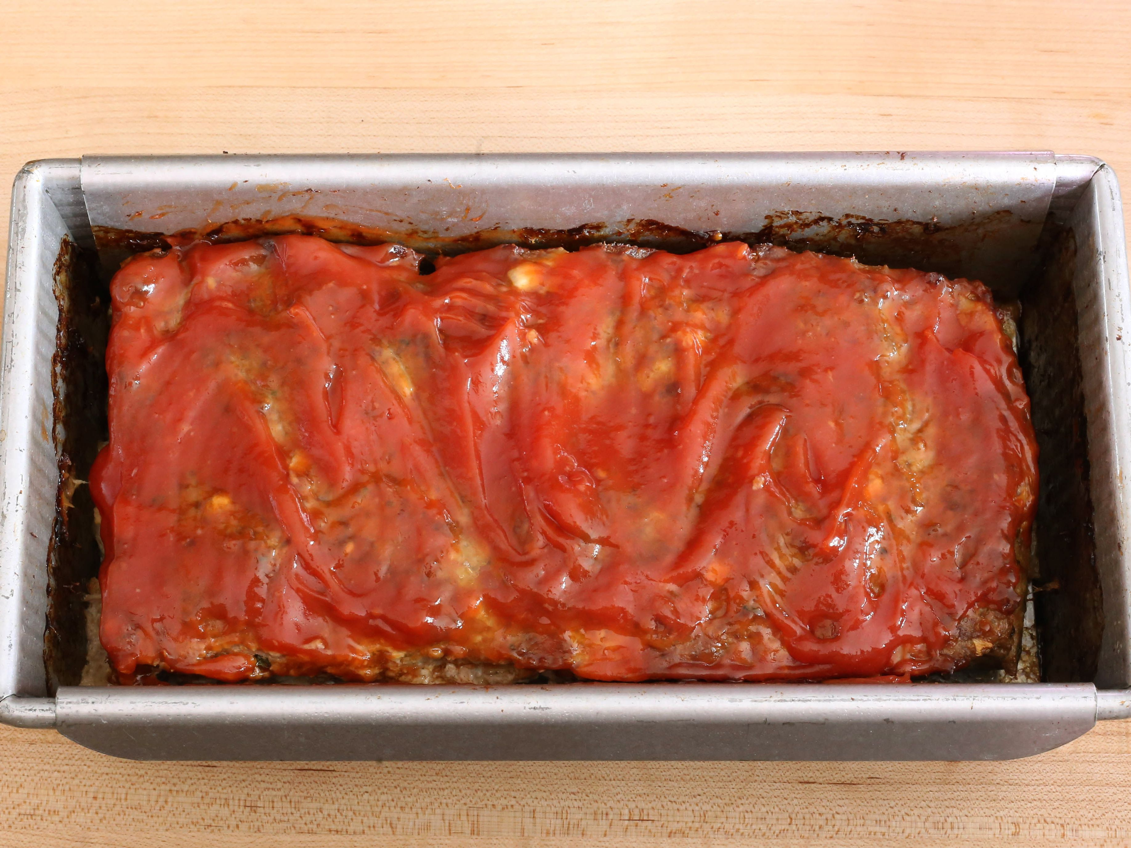 meatloaf recipe with bbq sauce