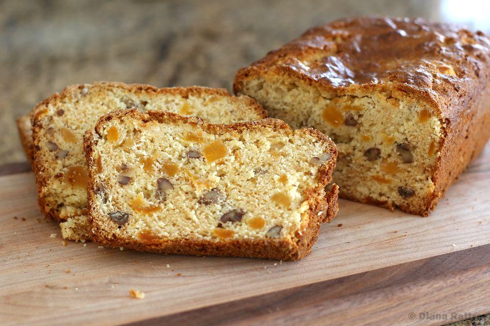 Apricot Nut Bread