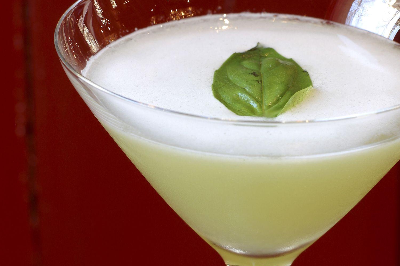Milagro Tequila's El Pepino Margarita Cocktail
