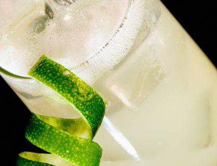 Vodka Ginger Cocktail