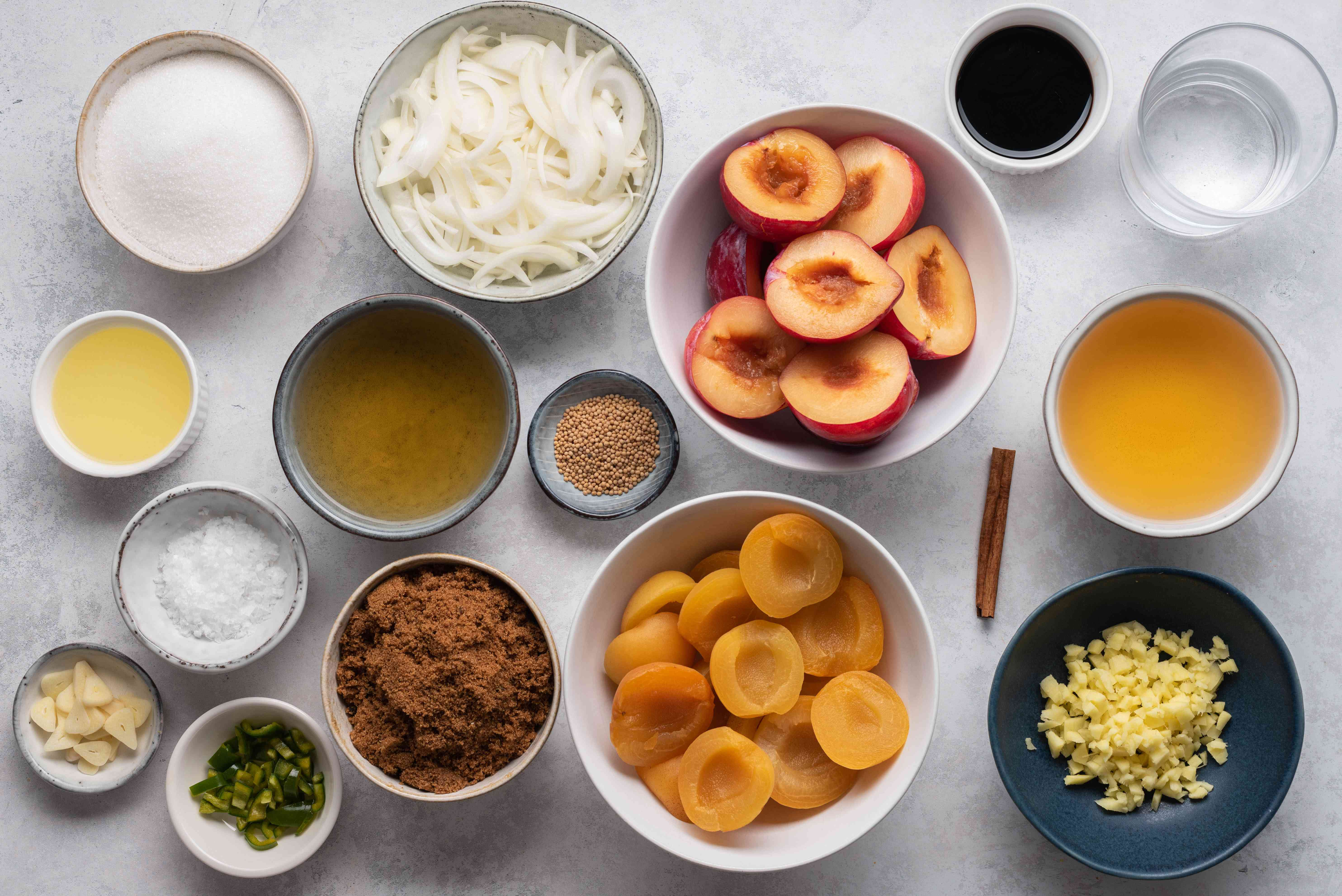 Classic Chinese Duck Sauce ingredients