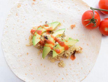 crockpot breakfast burritos