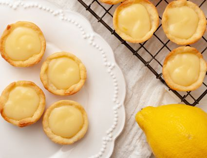 Three ingredient mini tarts