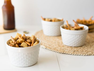 Here's a Savory Recipe for a Real Original Chex Party Snack Mix