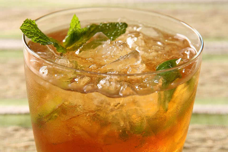 Bulleit Bourbon's Ginger Julep '68 Fastback Recipe