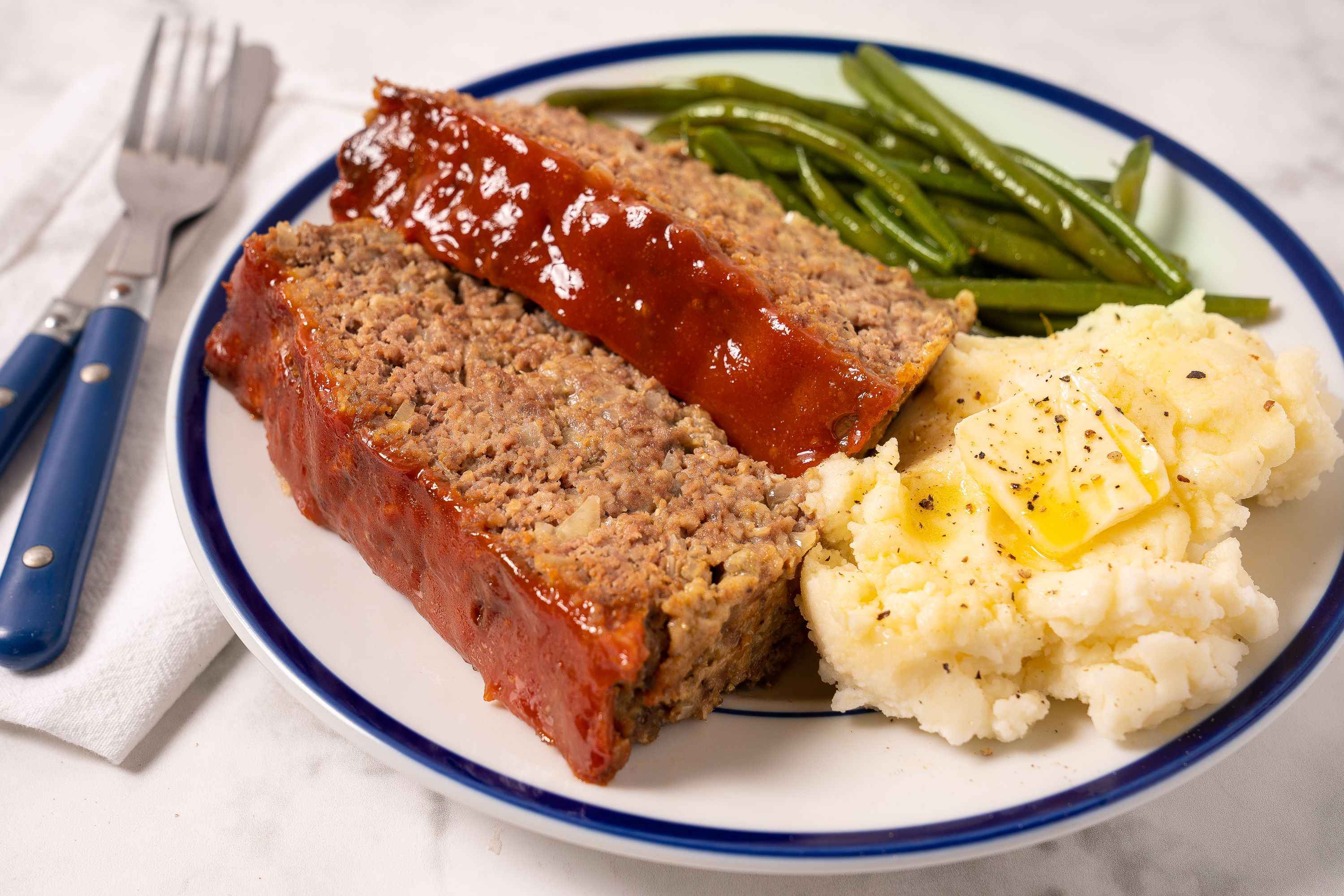 Classic Meatloaf With Oatmeal Recipe