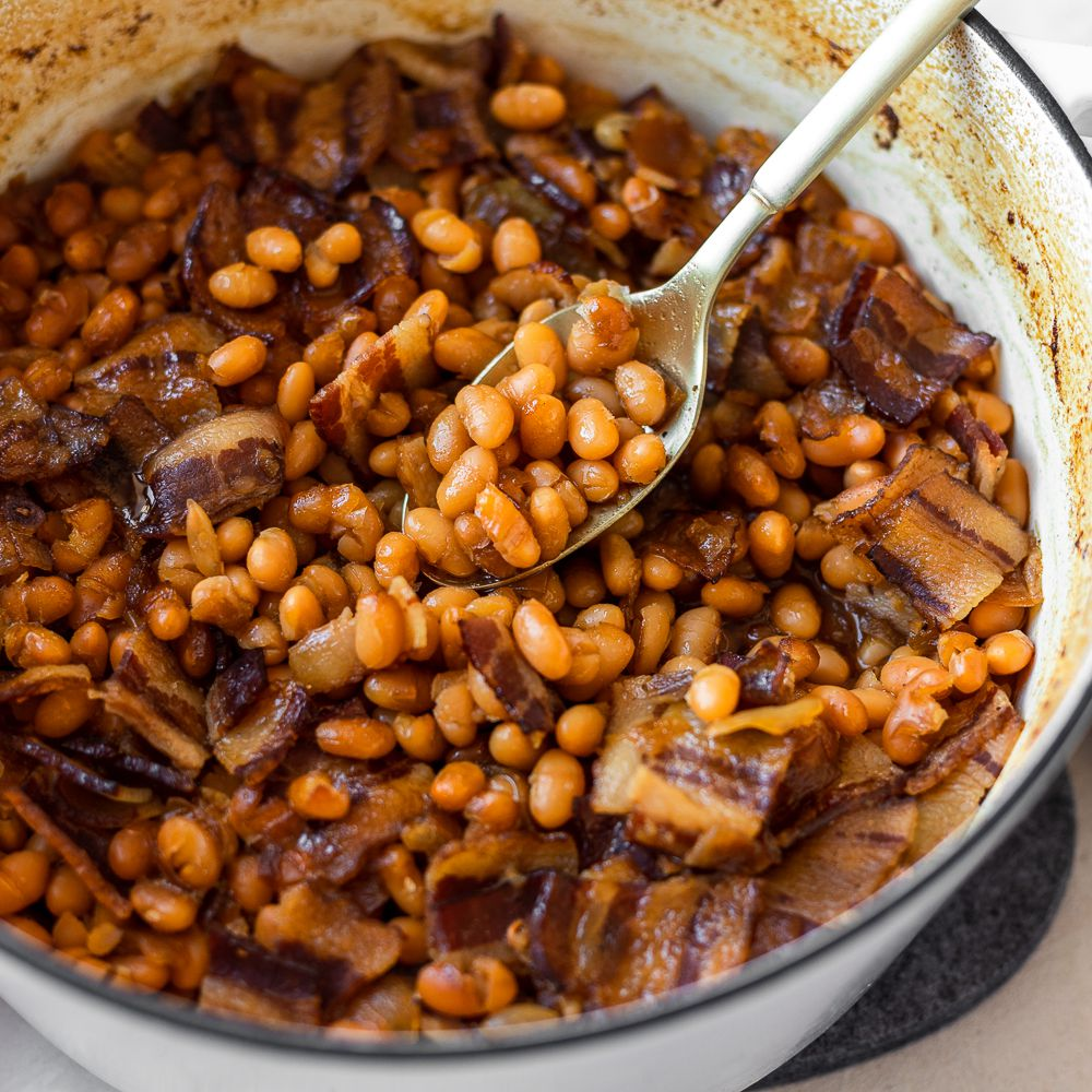 Traditional Boston Baked Beans Recipe