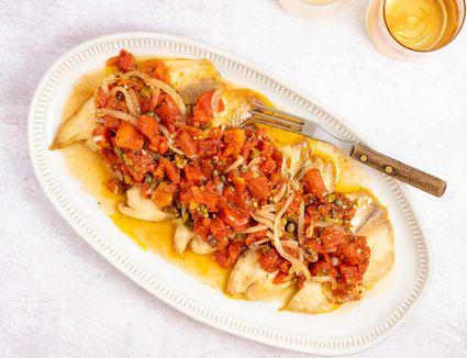 Veracruz Sauce (for Fish or Chicken)