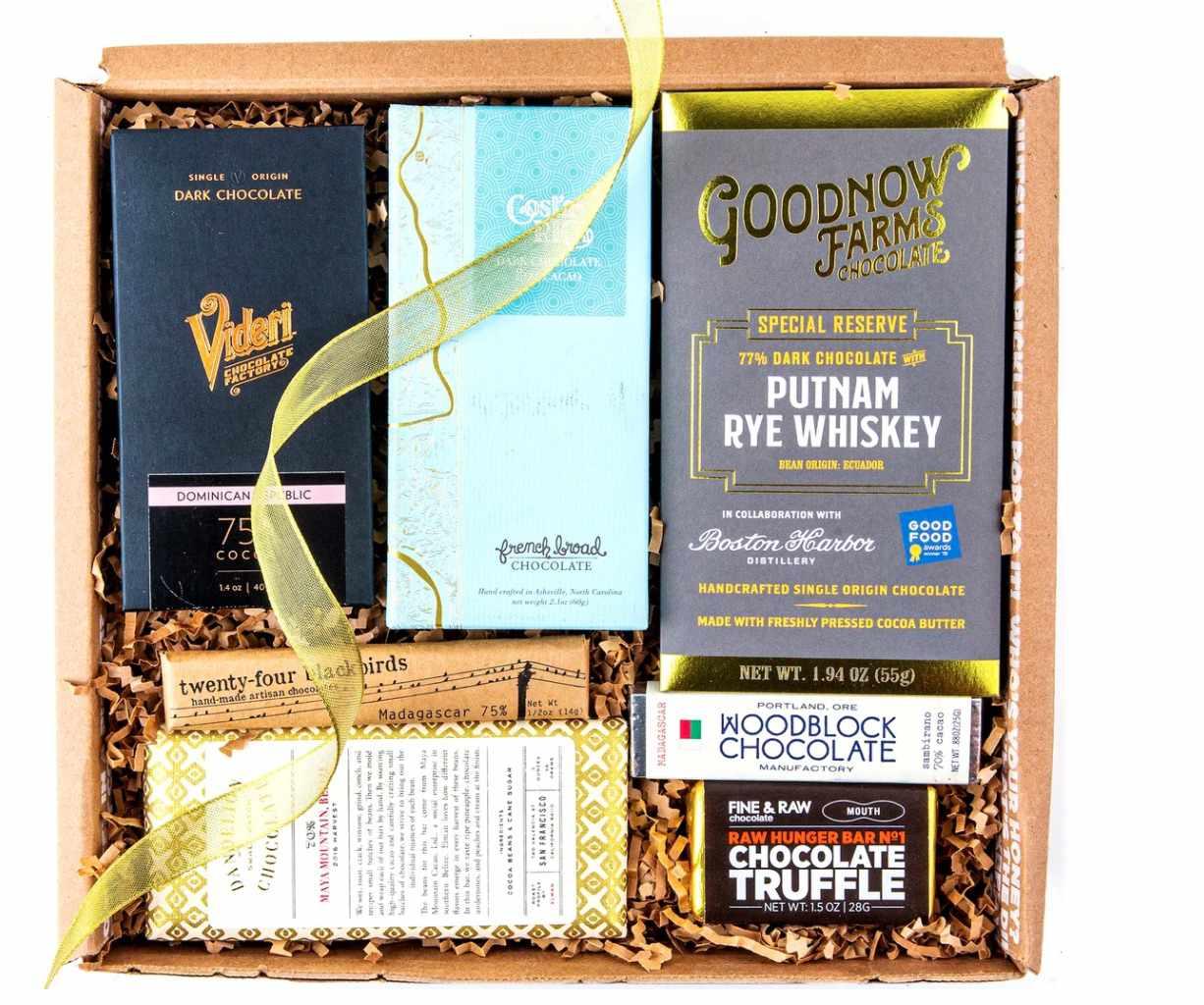 Mouth Dark Chocolate Deliciousness Box