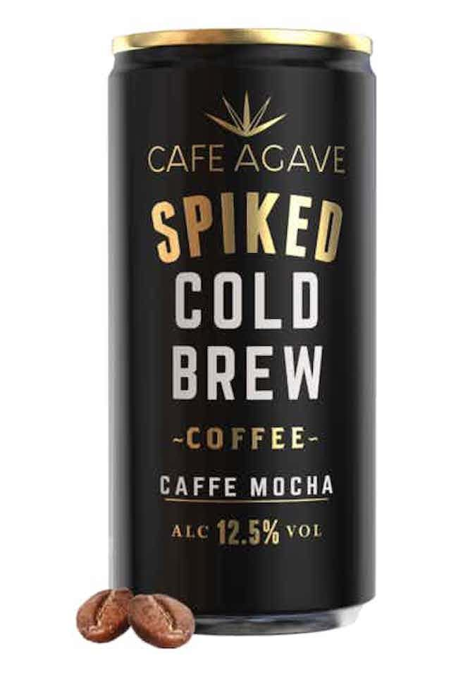Cafe Agave Spiked Cold Brew Coffee