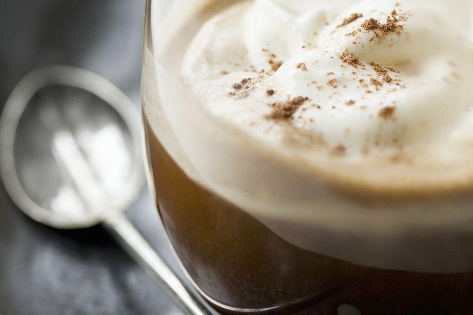 Cafe Brasileiro - Hot Coffee Cocktail