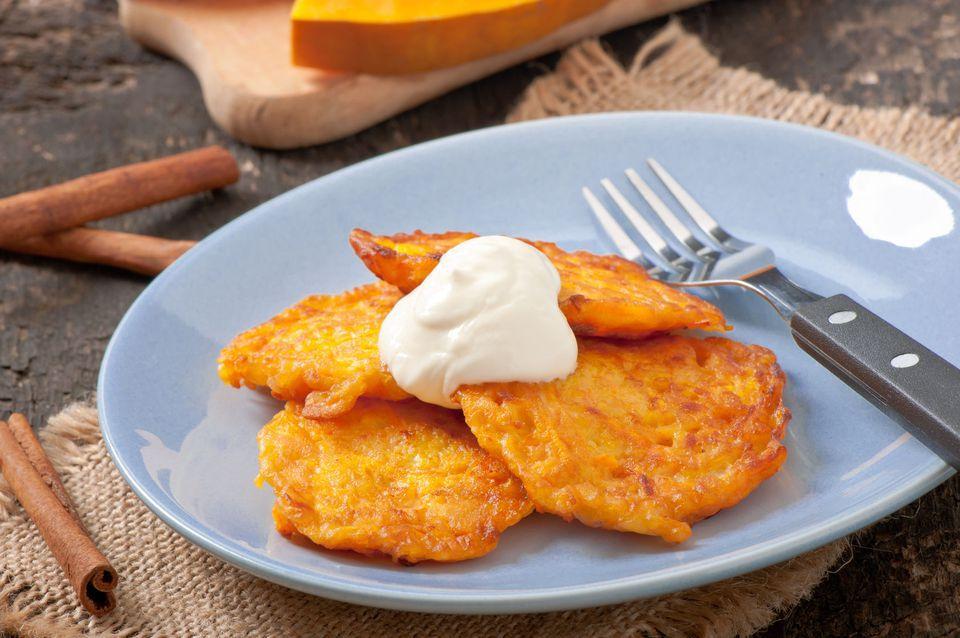 West Indian Pumpkin Fritters