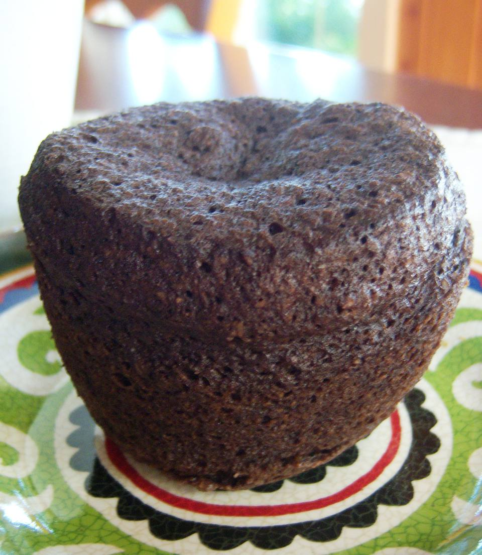 Gluten Free / Grain-Free Devil's Food Micro Muffin Image Teri Gruss