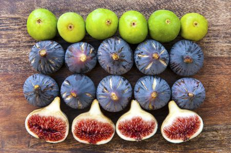 guide to common varieties and types of figs
