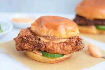 Copycat Popeye's Chicken Sandwich
