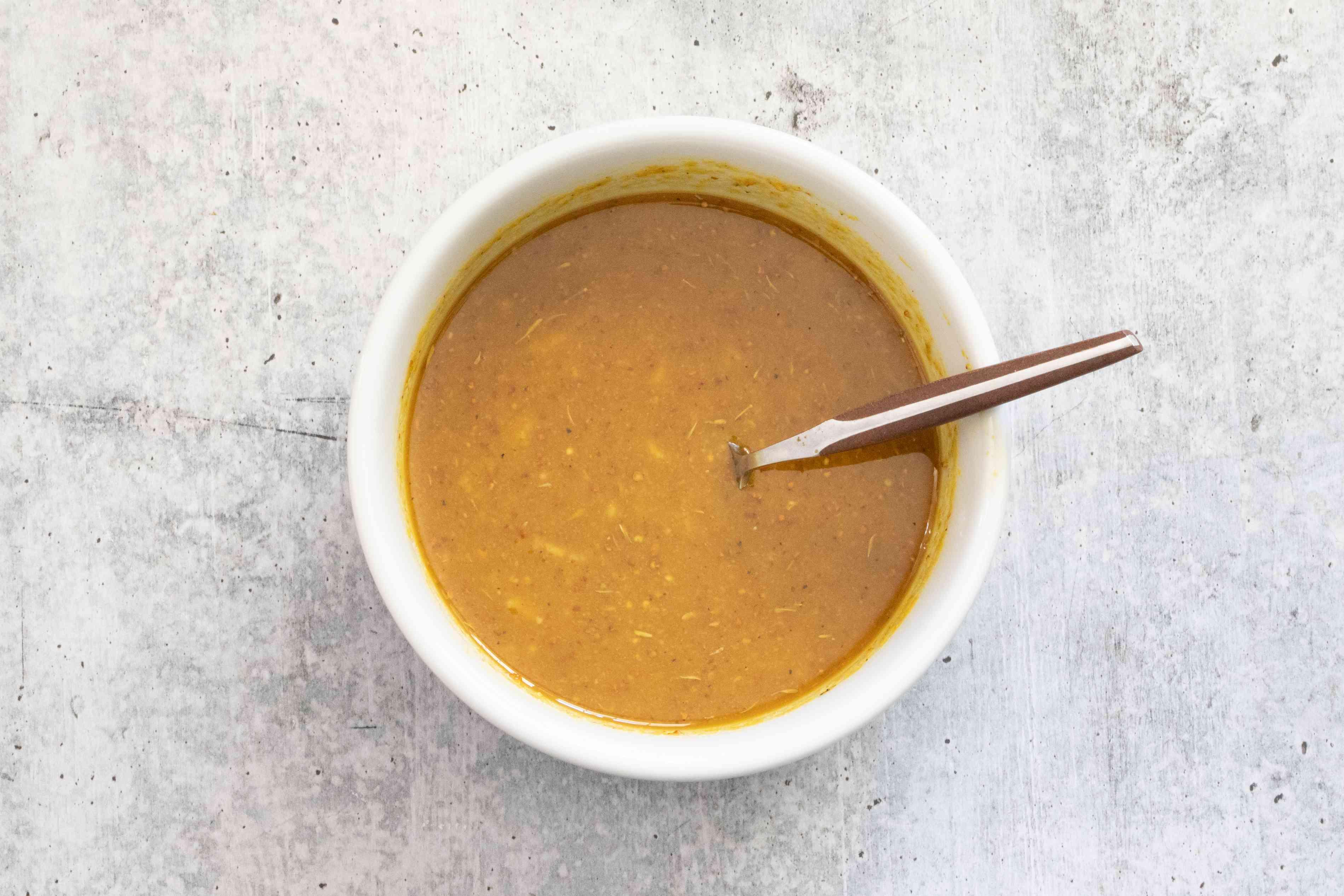 sauce for honey mustard chicken