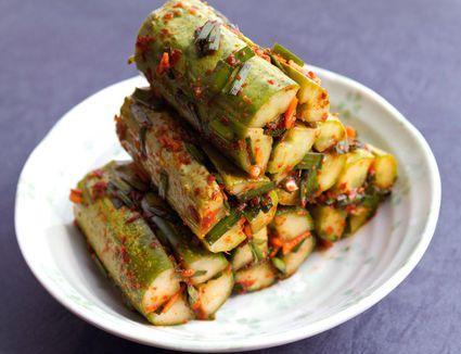 Oi Sobaegi - Cucumber Kimchi