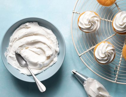 Gluten-Free and Dairy-Free Vanilla Frosting
