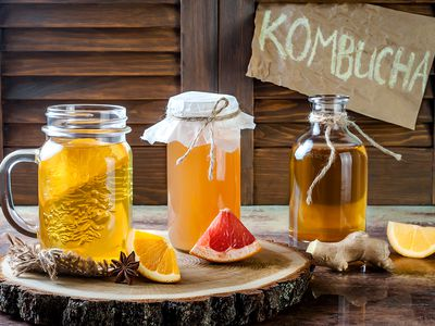 Kombucha: Immortal Health Elixir or Homemade Poison?