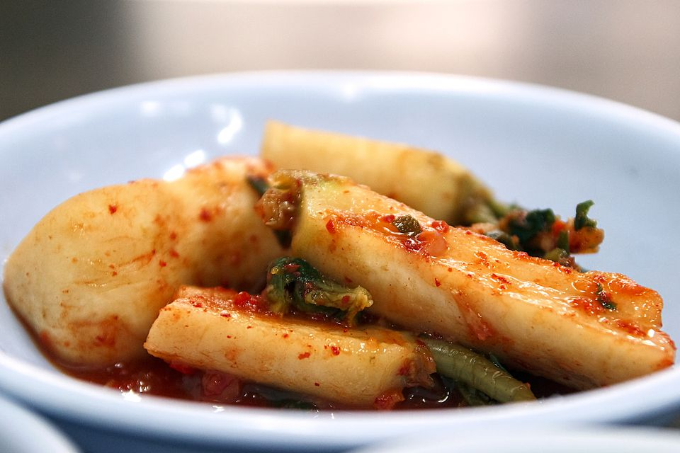 10 traditional and classic korean recipes korean altari radish kimchi forumfinder Choice Image