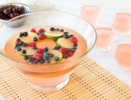 Cool Down Your Next Party Punch With a Fruity Ice Ring
