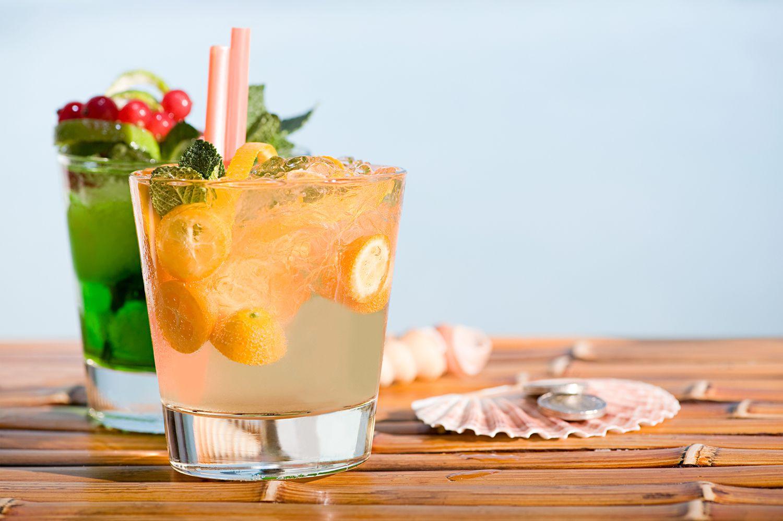 Kumquat-Ginger Caiprinha