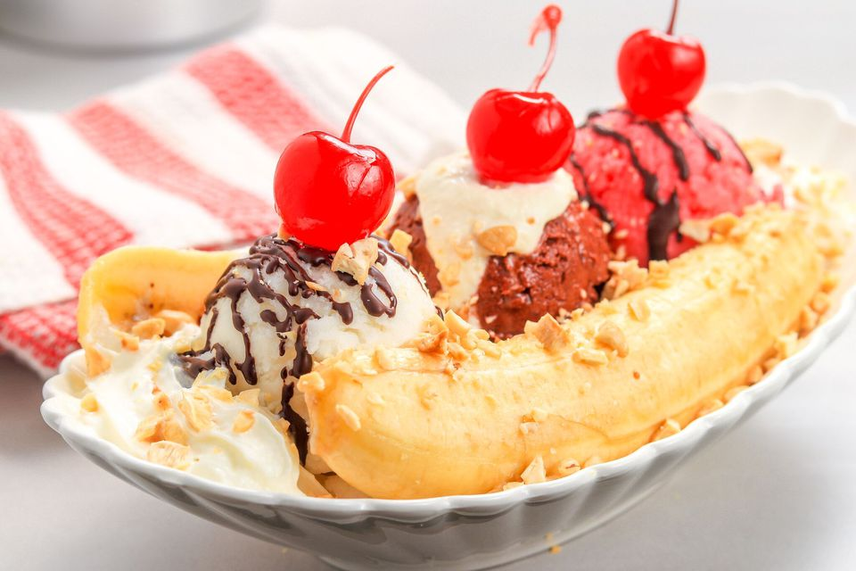 Perfect Banana Split