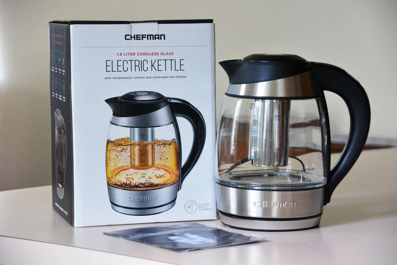 Chefman Electric Kettle