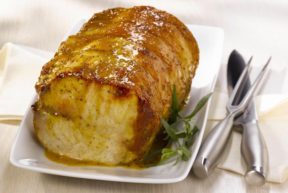 Pork roast