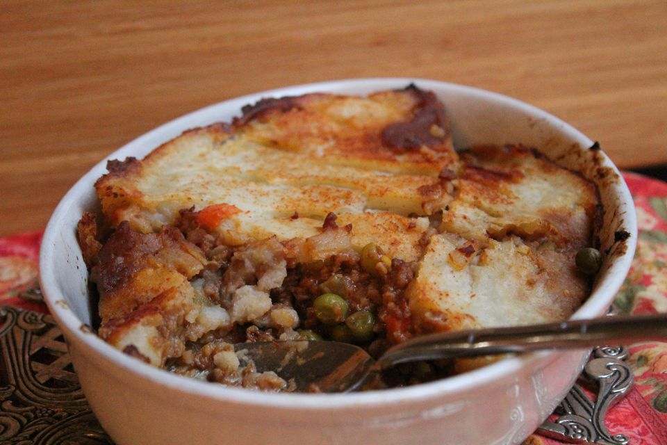 Shepherd's Pie (Meat or Pareve)