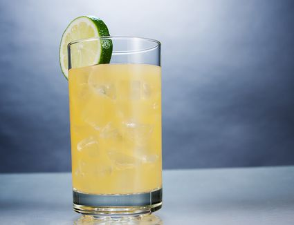 Tullamore Dew's Irish Gold Cocktail