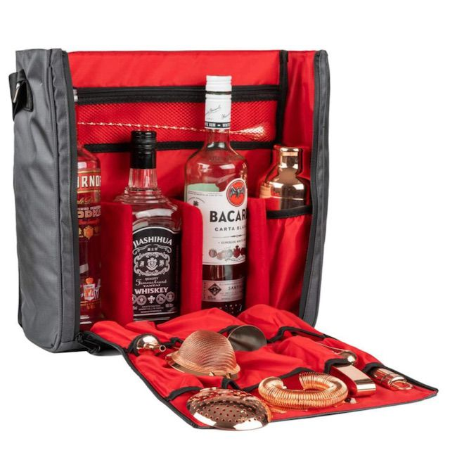Jillmo Travel Bar Bag