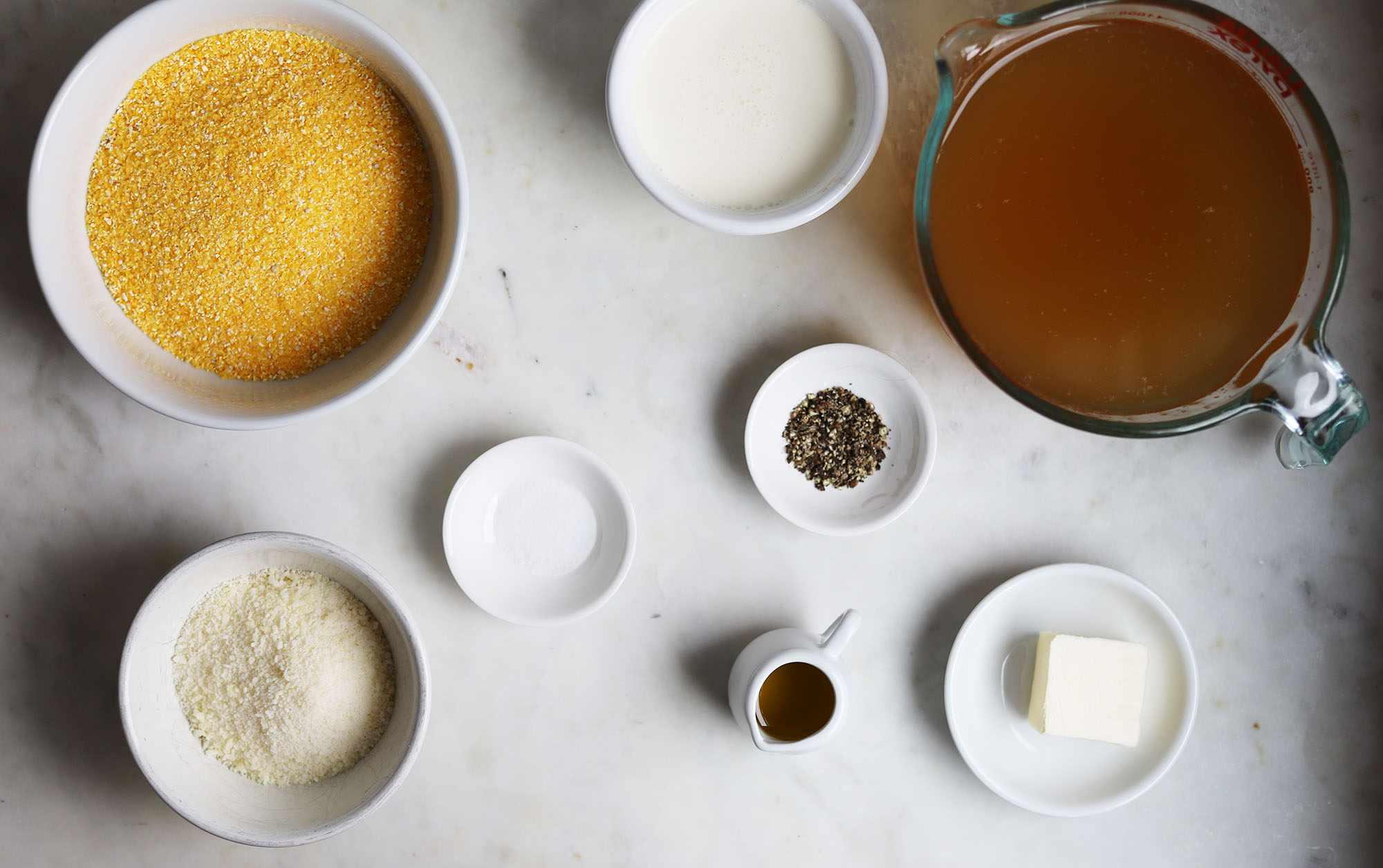 polenta cake ingredients