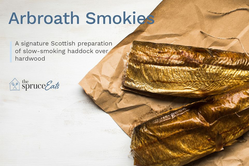 Arbroath smokies info graphic