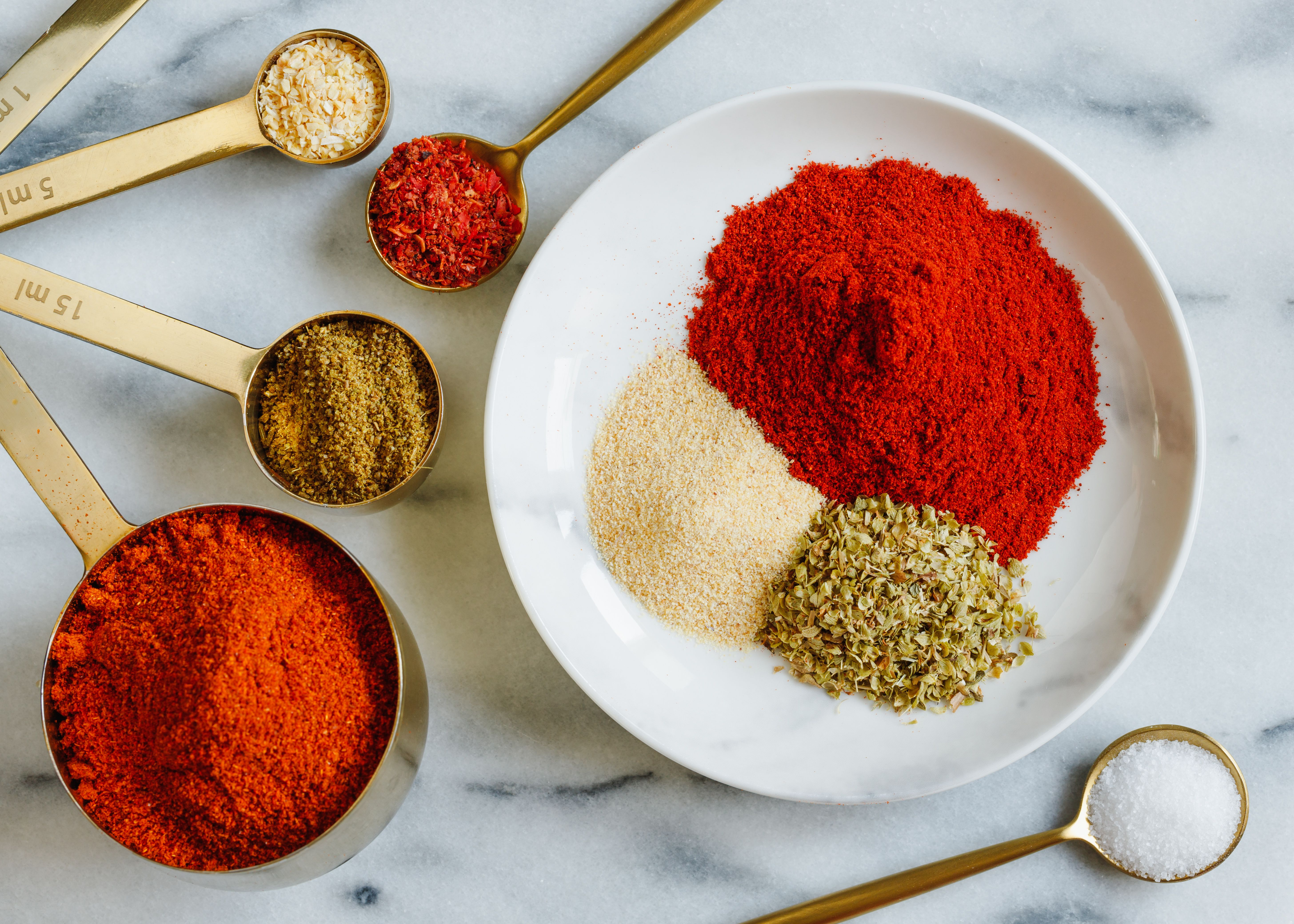 Mexican spice mix ingredients