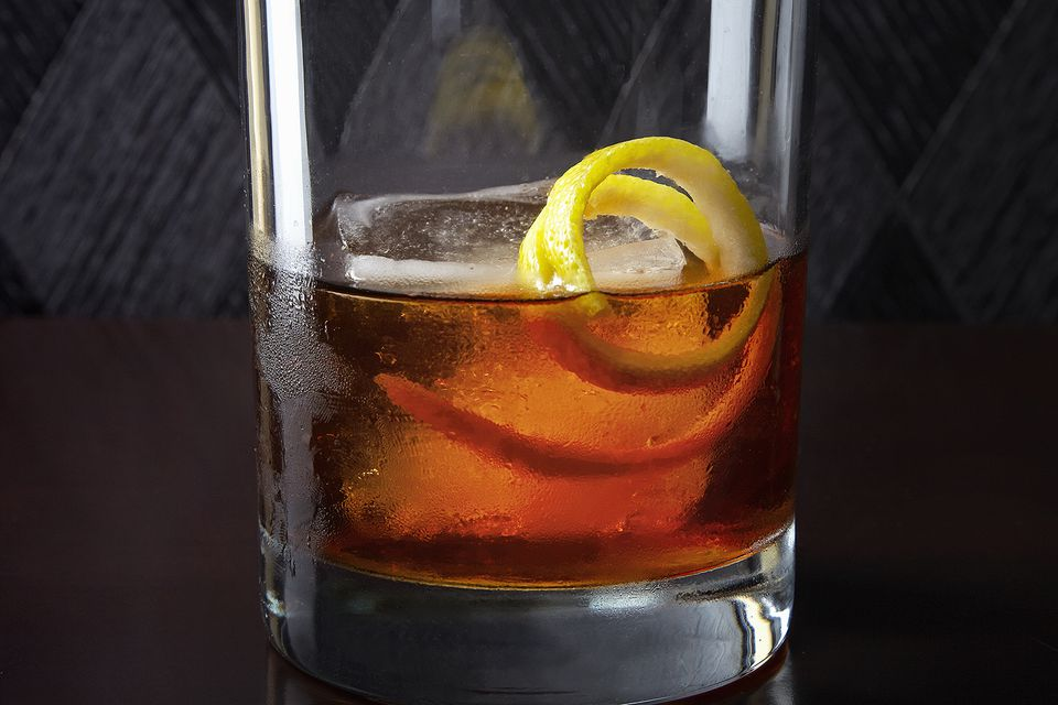Knob Creek Old-Fashioned