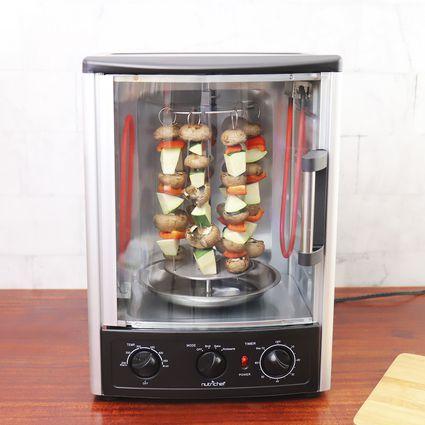 NutriChef Multi-Function Rotisserie Oven PKRT97