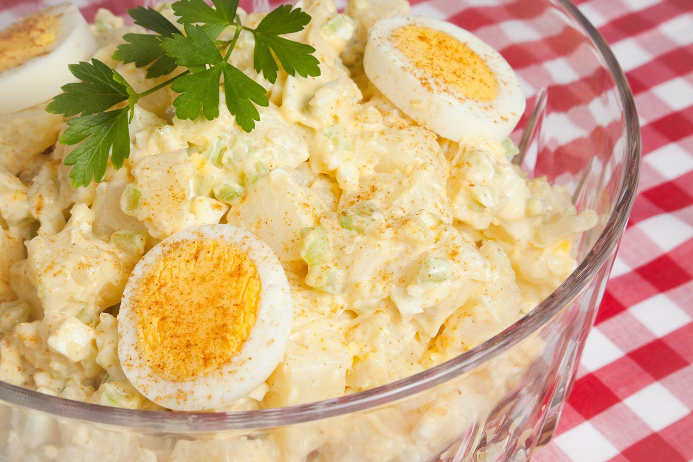 Gluten And Dairy Free Potato Salad Recipe