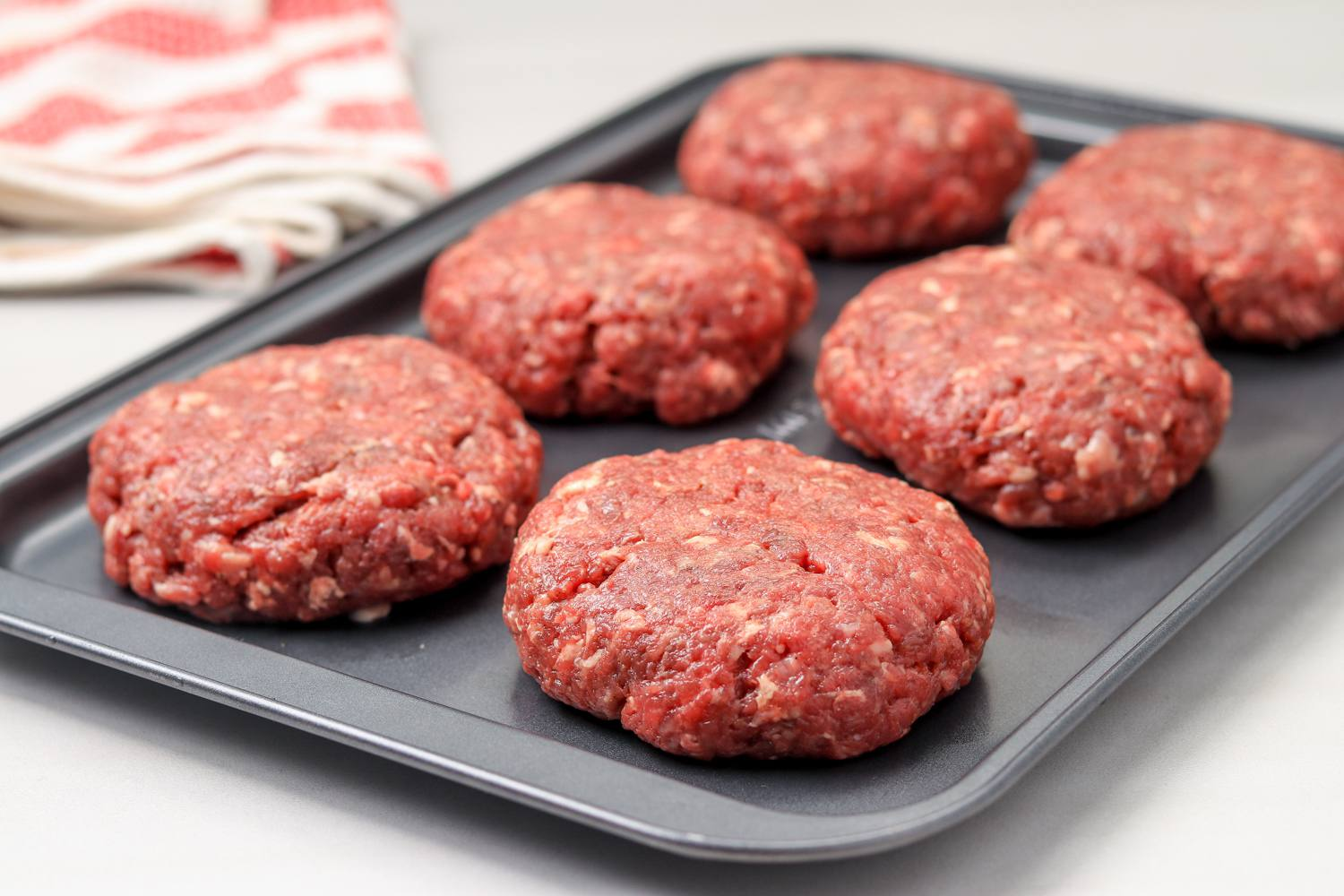 How To Cook Hamburgers In The Oven