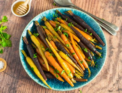 Crockpot glazed carrots recipe