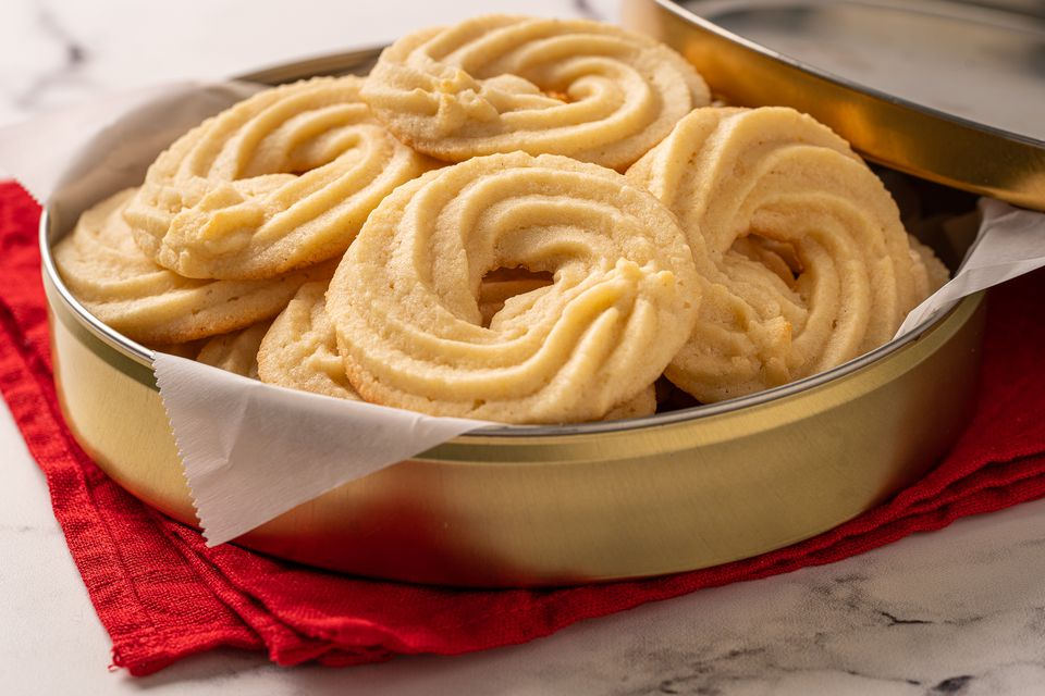 Make Danish Butter Cookies That Taste Just Like the Ones in the Blue Tin