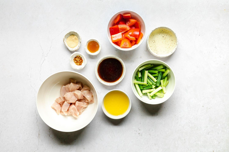Chicken Kabobs for Kids ingredients