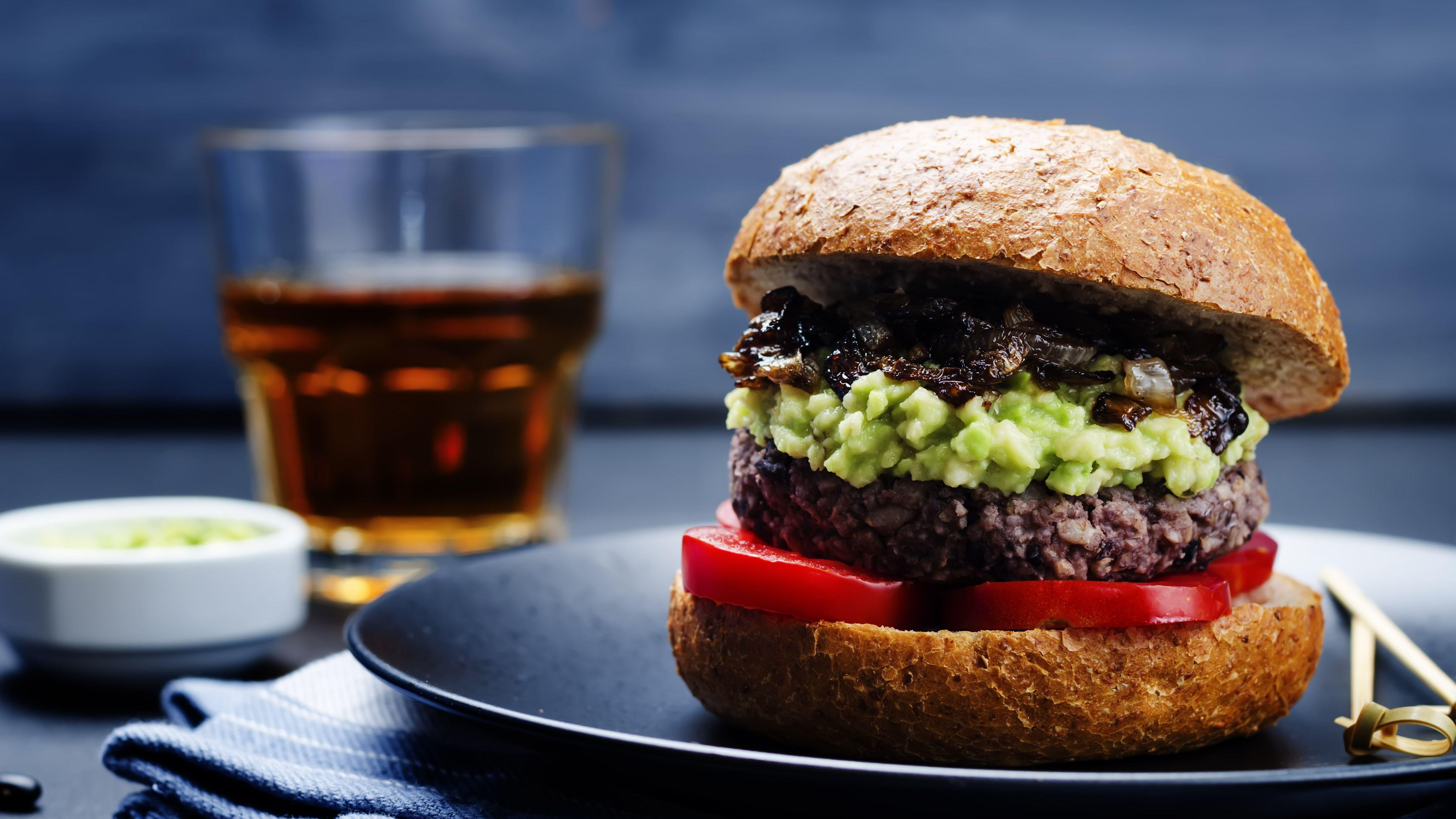 Best Black Bean Burger Recipe